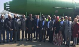 Nigeria to take delivery of an automatic fire-fighting simulator for airport worth N5bn
