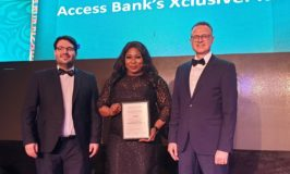 ACCESS BANK'S XCLUSIVEPLUS WINS BEST AFFLUENT BANKING INITIATIVE IN WEST AFRICA