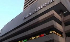 Stock market declines further as 28 firms lose