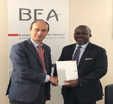 AIB signs ETCP with France, gaining Momentum in International Cooperation and Recognition