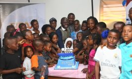 SIFAX Group commemorate the International Children's Day Celebration, organized its first Bring A Child To Work