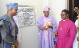 SIFAX Group donates community clinic, hall