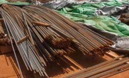 High tariff on raw materials cripples steel sector