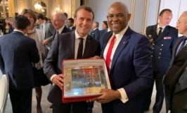 Tony Elumelu, UBA Chairman Represents Africa at President Macron Tech for Good Summit