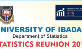 Graduates of University Of Ibadan, Department Of Statistics Set To Hold First Home Coming/Reunion And Hall Of Fame Launch