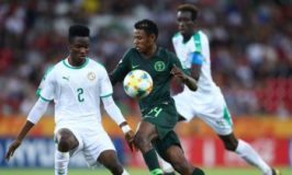 Senegal send Nigeria home, out of FIFA U20 World Cup