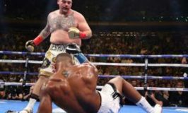 Ruiz defeats Joshua for heavyweight world title