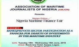 BOI, NPA, Others to Feature in Maiden Nigeria Maritime Finance Fair