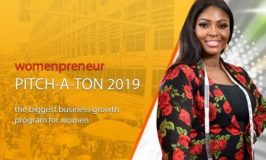 Access Bank show women how to play and Win ₦5M at Womenpreneur Pitch-a-Ton 2019 Platform