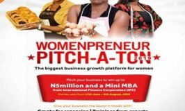 ACCESS BANK INTRODUCES WOMENPRENEUR PITCH-A-TON 2019 'The Biggest Business Growth Platform For Women'