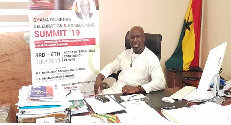 GHANA HOMECOMING 2019: Diaspora Summit aimed at boosting economy — Awua-Ababio