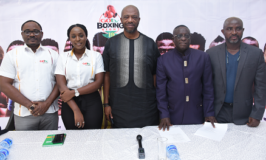 GOtv Boxing Night 19 Holds In Lagos