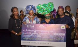 """We will support the movie industry to project everything good about Nigeria"""" – Ecobank MD"""