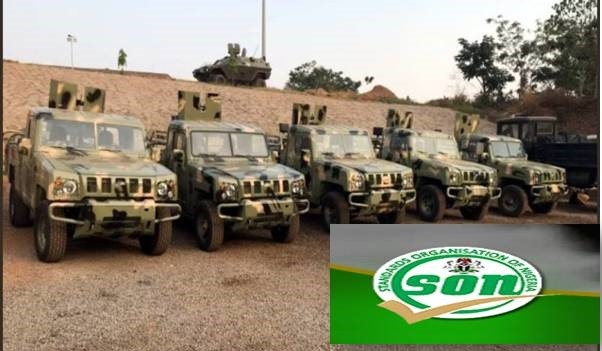 SON to collaborate with Nigeria Army to make Nigerian Army Vehicles Assembly viable