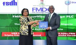 FMDQ Admits FGN Dual -Tranche USD2.50 Billion and Triple -Tranche USD2.868Billion Eurobonds on its platform