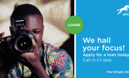 That business, e no go spoil for your hand'! There's a Loan for Everyone At Union Bank