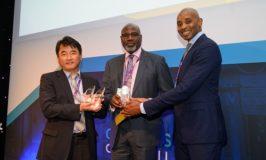 Samsung's Egina wins French project award