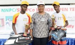 Suleiman Ibrahim emerge champions in NNPC/SNEPCo Junior Tennis Tournament