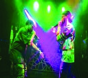 Olamide, Phyno thrill at '2KINGS' concert