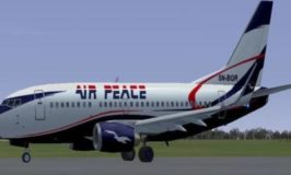 Air Peace has include its flight operations from Lagos en-route Sharjah to Dubai route.