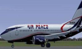 Air Peace aircraft makes emergency landing at Lagos airport