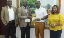 NAHco gets Award of Merit bestowed on Badamasiby the Company