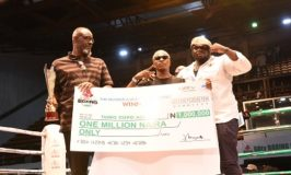 Esepo Wins N1m Best Boxer Prize from GOtv Boxing Night 19 platform