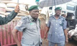 """FOU Zone """"A"""" intercepts contrabands worth of N1.25bn within 7days"""