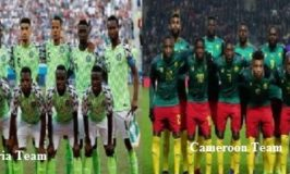 Nigeria, Cameroon Rekindle AFCON Rivalry Live On DStv, GOtv