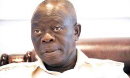 Pension fund not for budget deficits, says Oshiomhole