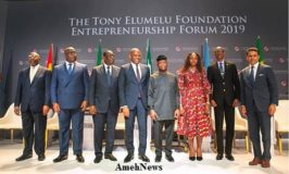 Empowering Young African Entrepreneurs: TEFEF Gathers  African Presidents, Global Leaders Tackle Job Creation, Youth Empowerment at the 2019, Abuja