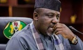Imo task force storms Okorocha daughter's warehouse, seizes items......................
