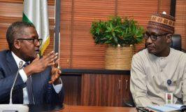 NNPC Not Competing with Dangote Refinery – Mele Kyari