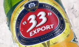 """33'' Export Lager Launch 40th anniversary label in Calabar"