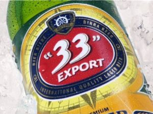"""""""33'' Export Lager Launch 40th anniversary label in Calabar"""