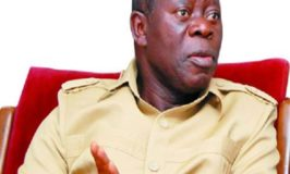Oshiomhole: Buhari Orders Truce, Entreats Aggrieved APC State Chairmen
