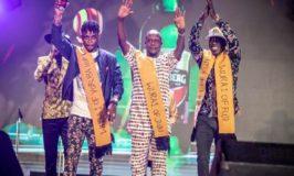 Three winners emerge at Ariya Repete finale