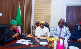FAAN MD PAYS COURTESY VISIT TO IMO GOVERNOR; HARPS ON COLLABORATION.