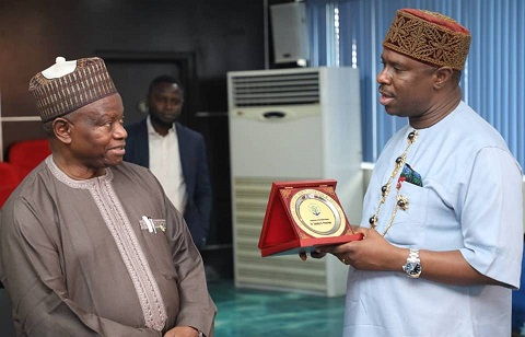 Nigeria Can Sustain its Greatness through Sports – Dakuku, NOC President