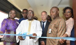 DEEP BLUE PROJECT: INTELLIGENCE GATHERING OPERATION COMMENCES AT NIMASA C4I CENTER