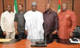 Mele Kyari Urges Support from PENGASSAN, NUPENG