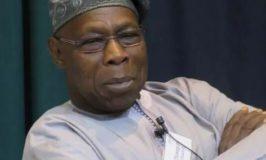 Buhari, Jonathan, Atiku Felicitate with Obasanjo at 83