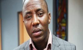 Judge turns down Sowore's application against detention order