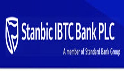 Stanbic IBTC gross earnings up by 3% to close at N117.4 billion in six months