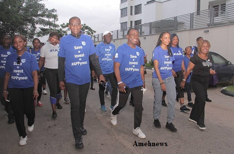 Stanbic IBTC Promotes Healthy Living, Wellness,  Among Employees