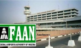 Air Passengers Must Arrive Three Hours before Flight Takeoff -FAAN