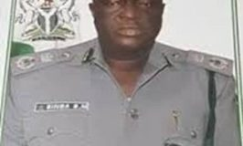 Nigeria Customs at Western Marine Command confiscates contraband goods value N43.917m
