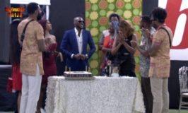 BBNaija: Housemates party with 2baba on his birthday