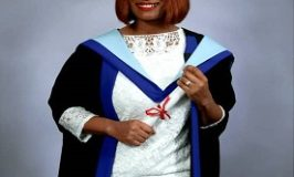 DPR staff bags PhD from University of Dundee, Scotland