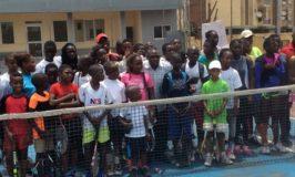 FAAN Tennis Club organises age-grade tournaments for Children